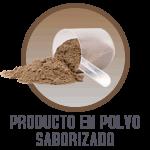 Producto en polvo