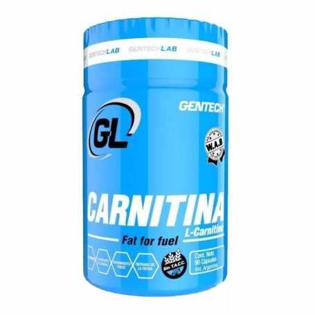 Carnitina x90 de Gentech