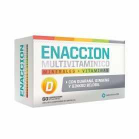 Enacción Vitaminas Minerales Ena Sport x60