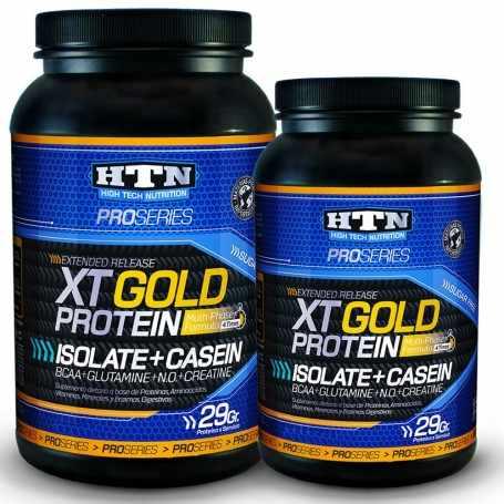 ( 2 unidades) Proteína XT Gold HTN de 1 kg