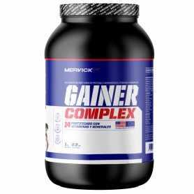 Gainer Complex 1.5 kg de Mervick - Ganador de masa muscular