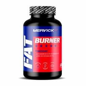 Quemador de Grasas Fat Burner Mervick x120 comprimidos