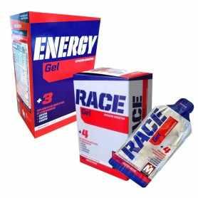 Gel RACE + Gel Energy (12 + 12) de Mervick