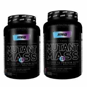 (2 unidades) Mutant Mass 1.5 kg con óxido nítrico de Star Nutrition