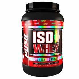 Iso Whey 2 Lbs de Push - Proteína Isolate 100%