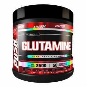 Glutamina Push Micronizada de 250 grs