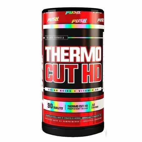 Quemador de Grasas Thermo Cuts x90 de Push