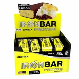 Iron Barr de Gentech x 20 unidades