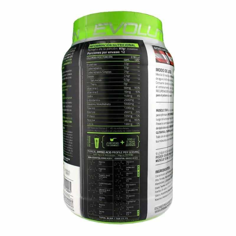 Whey Protein 1 Kilo +Growht (Sabor Neutro)