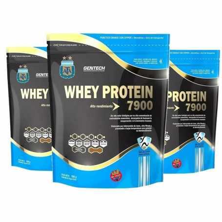 Nitro Whey x 4 Kilo de Muscle Concept (+REGALO)