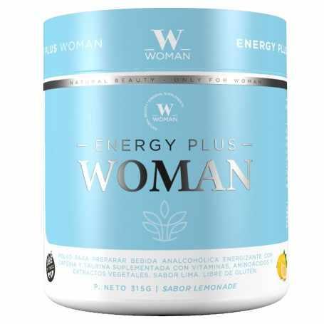 Pre Work con Cafeína Energy Plus 314 grs - Woman