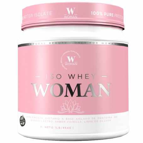 Proteína Iso Whey 454 grs - Woman