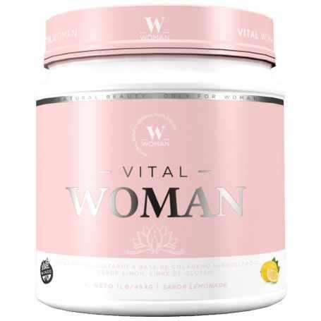 Colágeno Hidrolizado Vital 454 grs - Woman