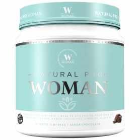 Proteína Vegana Natural Pro 454 grs - Woman