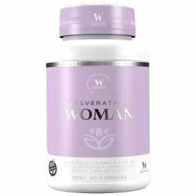 Resveratrol 60 caps de Woman