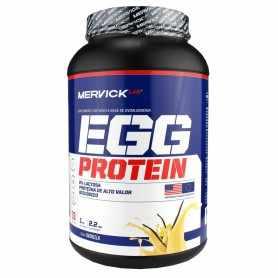 Egg Protein 1 Kg de Mervick Proteína de Clara de Huevos