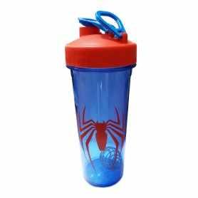 Vaso Shakers Bpa Free no tóxico con Logo Spiderman