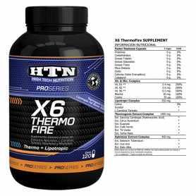 4.0 Antioxidant con Q10 x 120 caps. HTN Pro Series