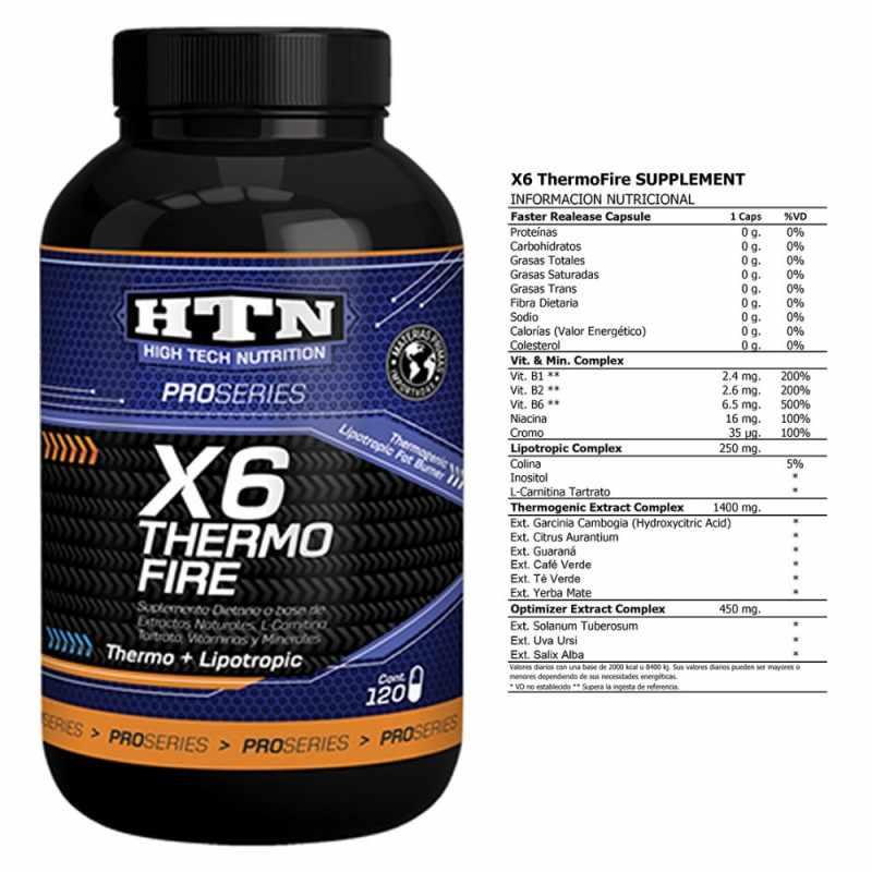 4.0 Antioxidant con Q10 x 60 caps. HTN Pro Series
