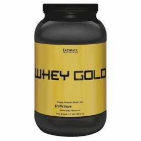 Proteína Whey Gold de Ultimate Nutrition 2 Lbs (907 grs)