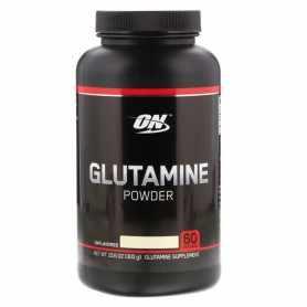 Glutamina Powder de 300 grs Optimum Nutrition