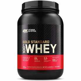 Proteína 100% Whey Gold de Optimum Nutrition 2 lbs