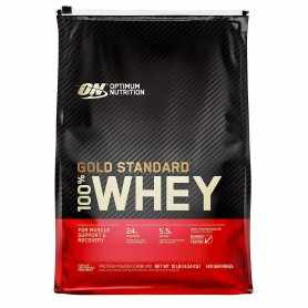 Whey Gold 10 Lbs Optimum Nutrition Proteína Isolate