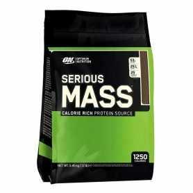 Ganador de Masa Serious Mass 12 lbs (6 kg) Optimum Nutrition