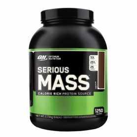 Serious Mass 6 Lbs (3 Kg) Optimum Nutrition Ganador de Peso