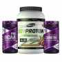 Total Protein + Barra Mervick