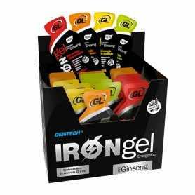 Iron Gel Gentech con Ginseng x24 geles