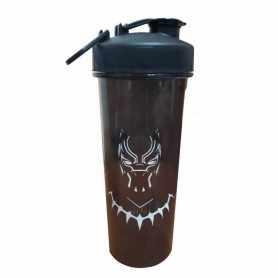 Vaso Shakers Bpa Free no tóxico con Logo Black Panter