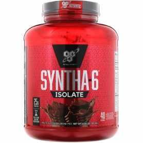 Proteína Syntha 6 BSN Isolate de 4 lbs