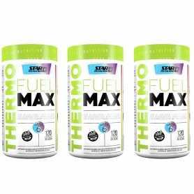 (3 unidades) Thermo Fuel x 120 cápsulas Star Nutrition