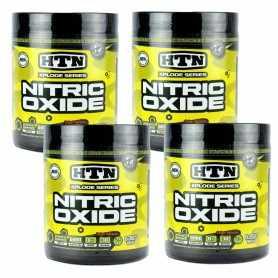 (4 unidades) Óxido Nítrico HTN x180 gramos