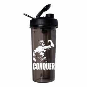 Vaso Shakers Bpa Free no tóxico con Logo Arnold Conquer