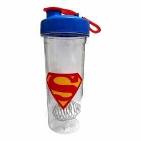 Shakers Bpa Free no tóxico con Logo Superman