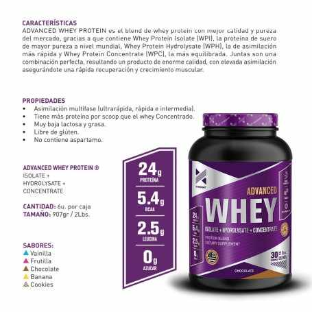 Proteína Mix Egg & Whey 1 kg Pulver