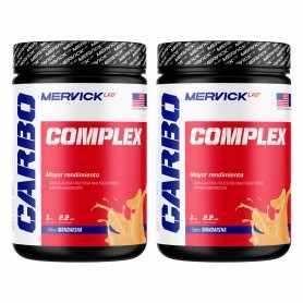 (2 unidades) Carbo Complex de Mervick x1 kg