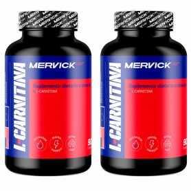 (2 unidades) Carnitina x90 de Mervick - Quemador de grasas