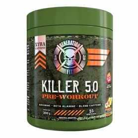 Killer 5.0 de Generation Fit (Pre Work) Energía Pura