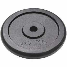 Disco de fundición 100% hierro pintados x 20 kilos