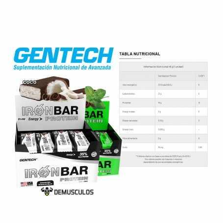 Gainer Block x 1.8 kilos con 60 gramos de proteína!