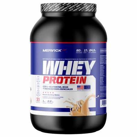Whey Protein 1 kg Mervick Suero de Leche Puro