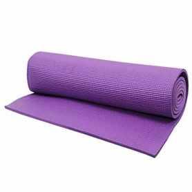 Yoga Mant Colchoneta de Goma Eva 6 mm Lila