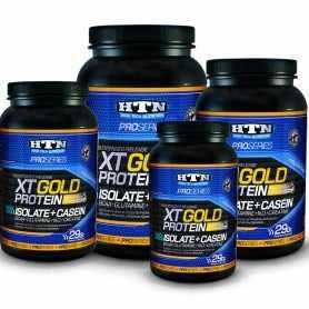 ( 4 unidades) Proteína XT Gold HTN de 1 kg