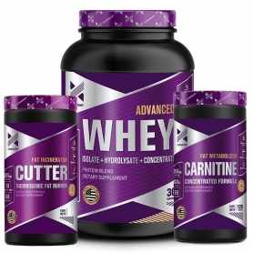 Advanced Xtrenght Protein  + Carnitina + Cutter