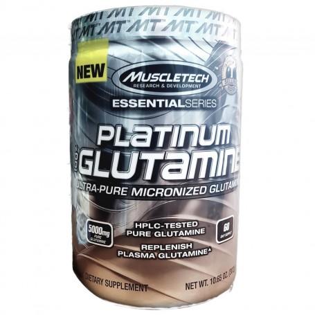 Glutamina Platinum 302 grs de Muscletech
