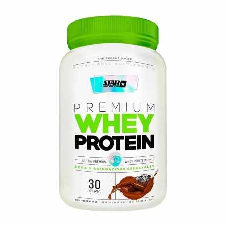 Proteína Premium o Platinum Whey Protein 2 Lbs Star Nutrition