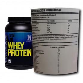 Proteína Nitro-Tech de Muscletech x 2 lbs + Vaso + Remera